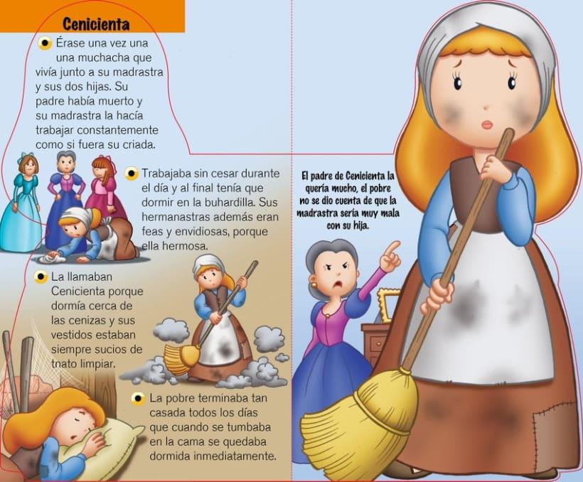 Colección Eva Oficios-Princesas 4