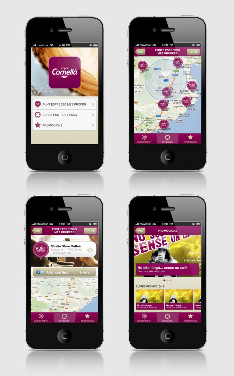 Cafès Cornellà App 1
