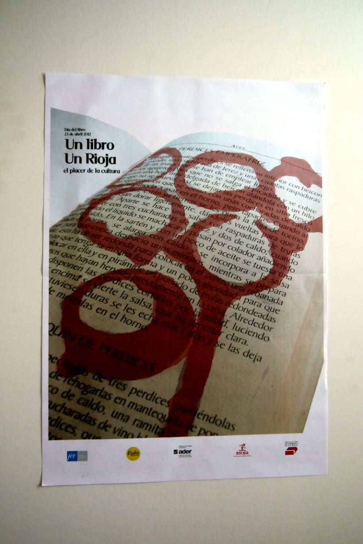 propuesta para el Día del Libro en La Rioja 2