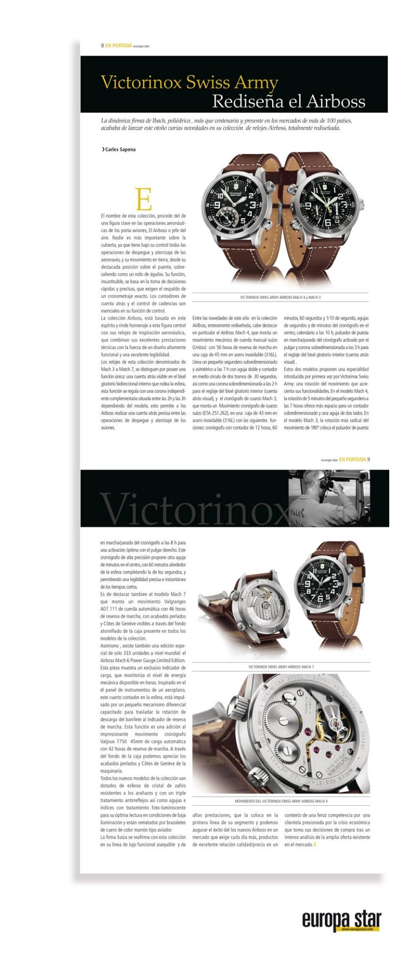 Revista EuropaStar 1