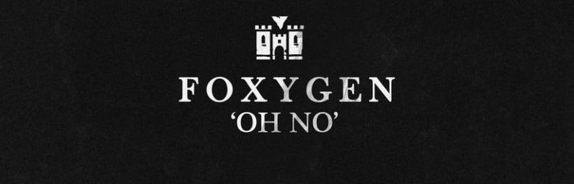 Foxygen   Oh No   Album cover 1