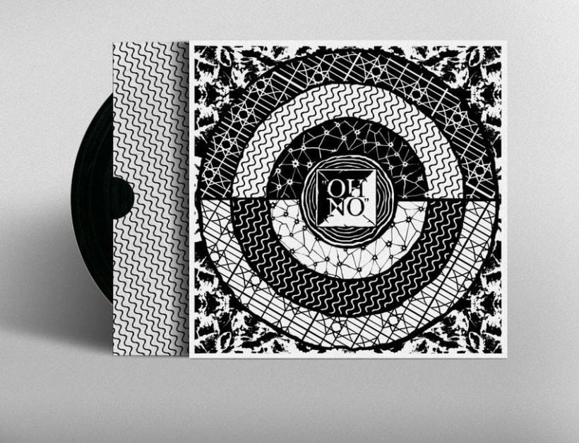 Foxygen   Oh No   Album cover 3