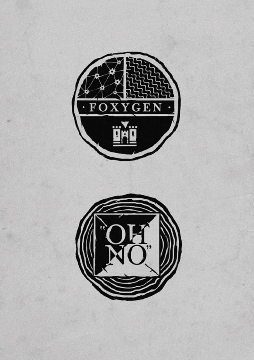 Foxygen   Oh No   Album cover 4