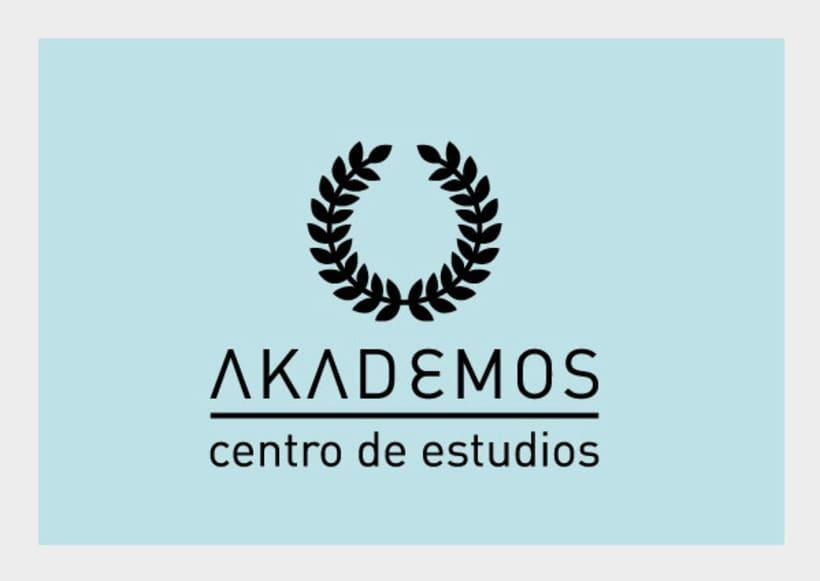 Akademos.  1