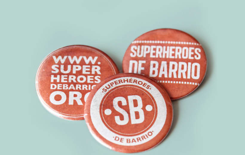 Superhéroes de Barrio 11