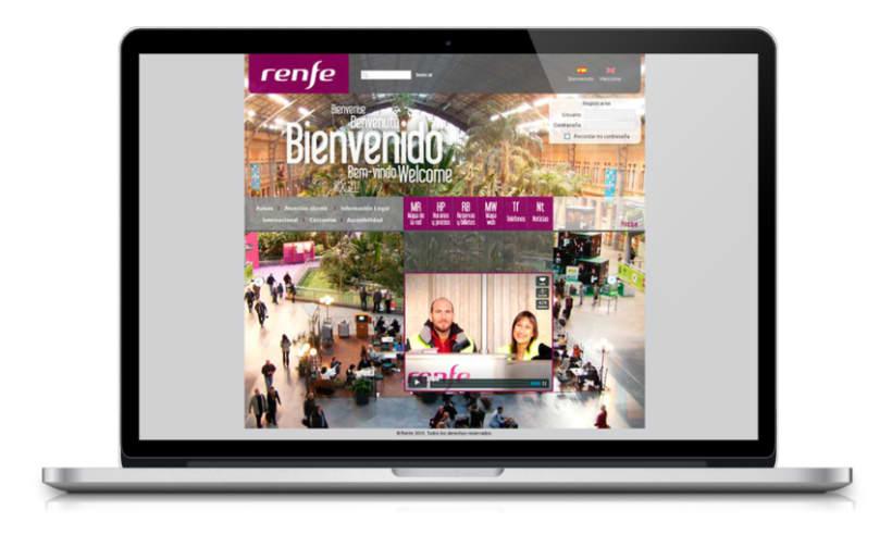 Renfe propuesta web  1
