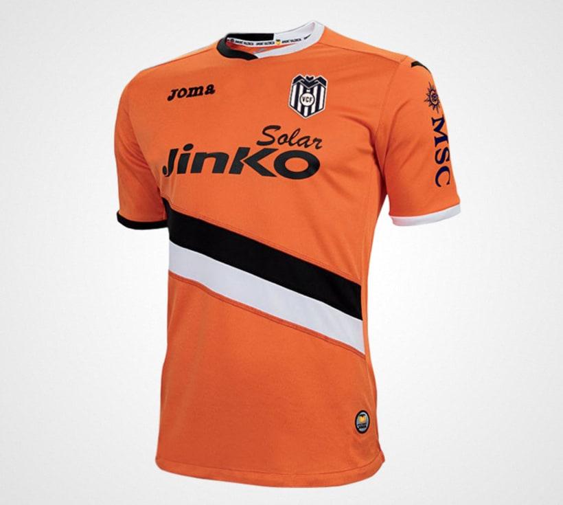Rediseño Valencia C.F. 9