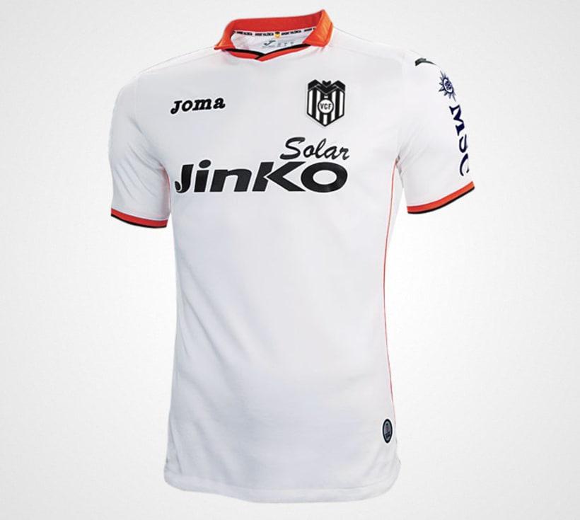 Rediseño Valencia C.F. 8
