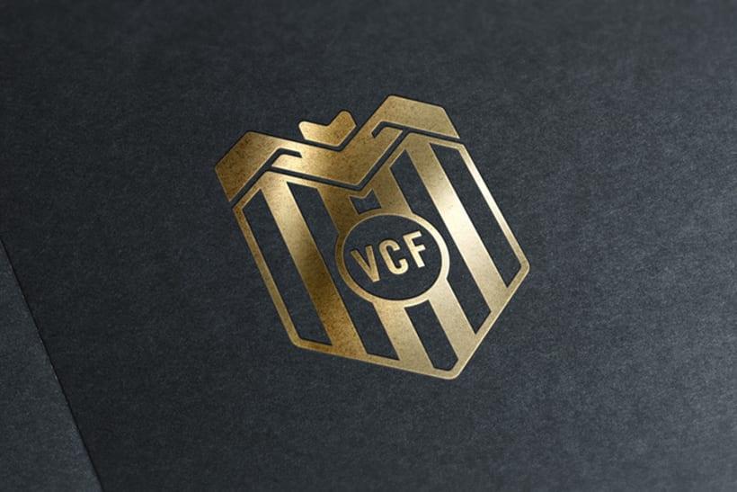 Rediseño Valencia C.F. 7