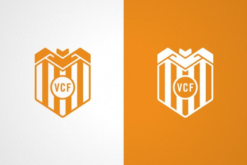 Rediseño Valencia C.F. 5