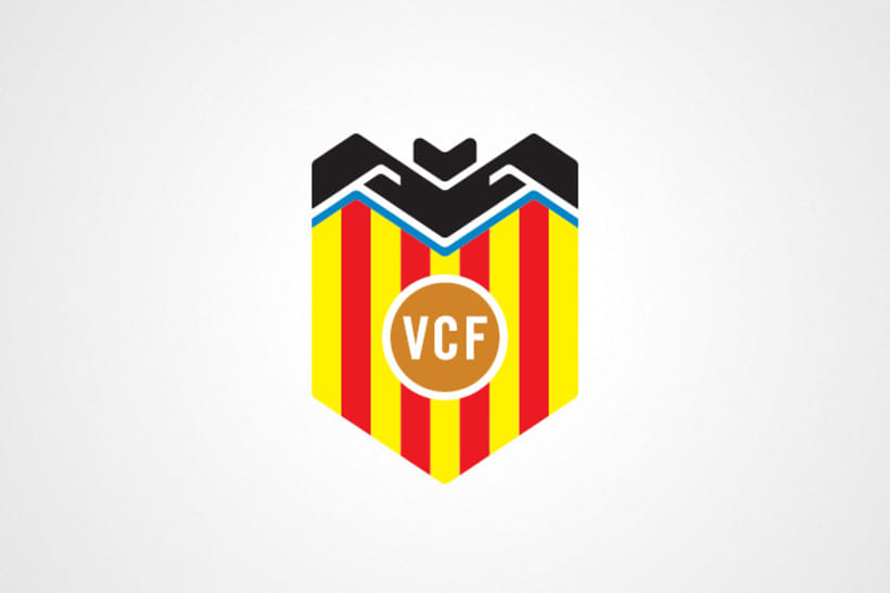 Rediseño Valencia C.F. 1