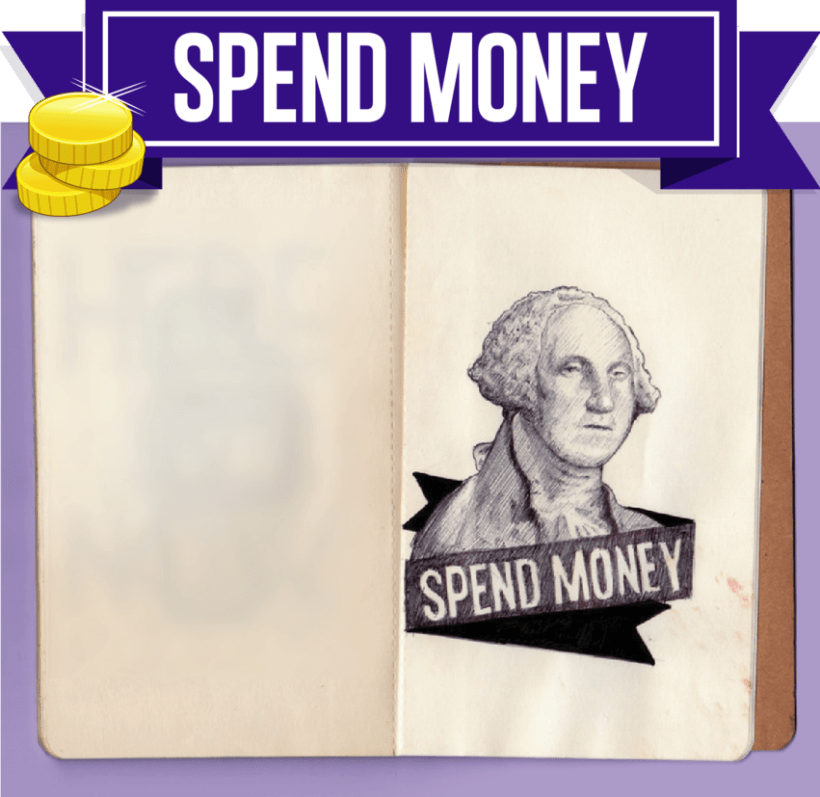 Spend Money 2