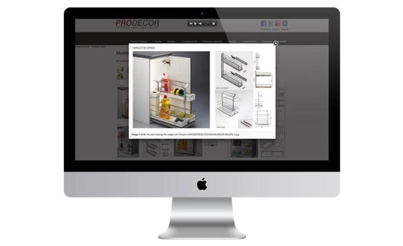Web Cocinas Prodecor 6