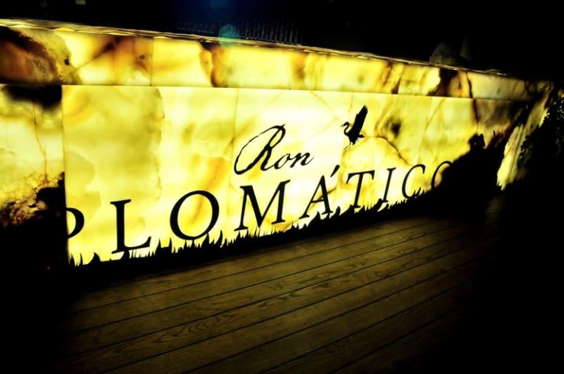 Presentación Ron Diplomático en México 6