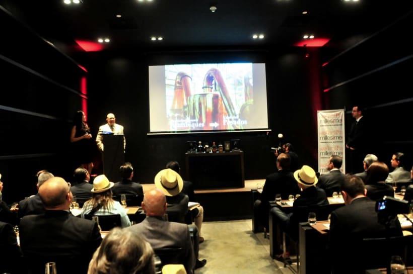 Presentación Ron Diplomático en México 5