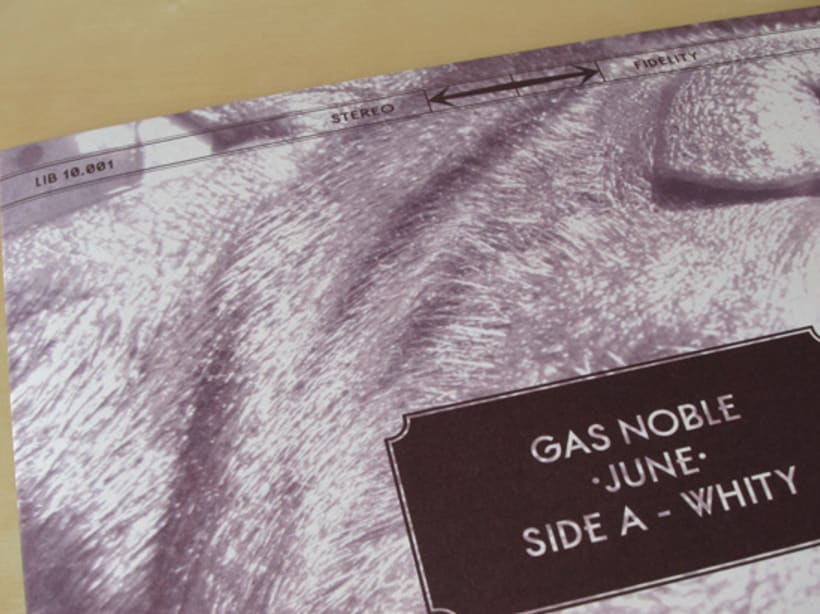 Gas Noble – June EP 5