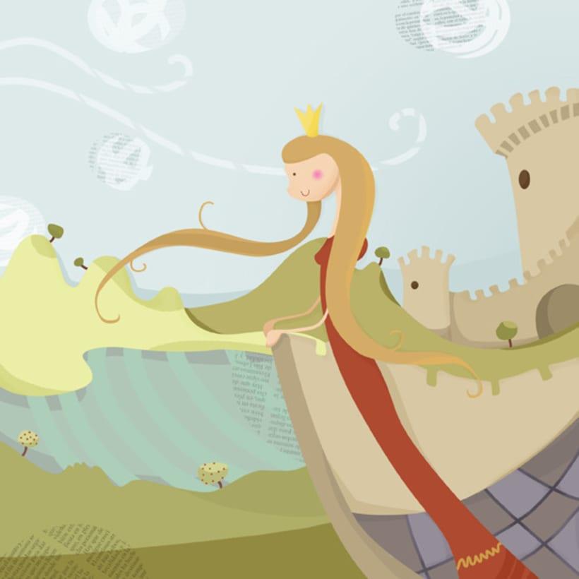 La Princesa y el Amor 1