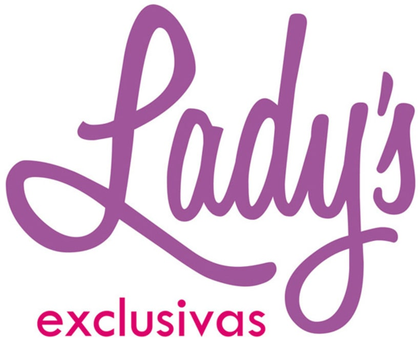 Restyling de Logotipo LADY'S 1