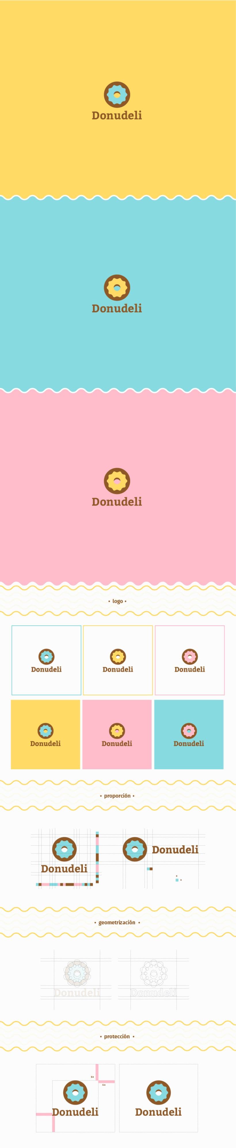 Donudeli Branding 1
