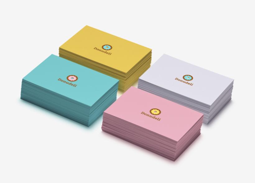 Donudeli Branding 6