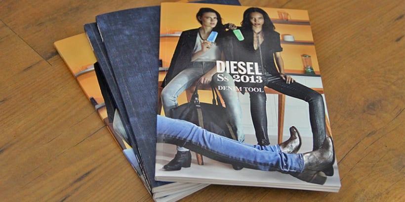 Denim Tool. Diesel 4