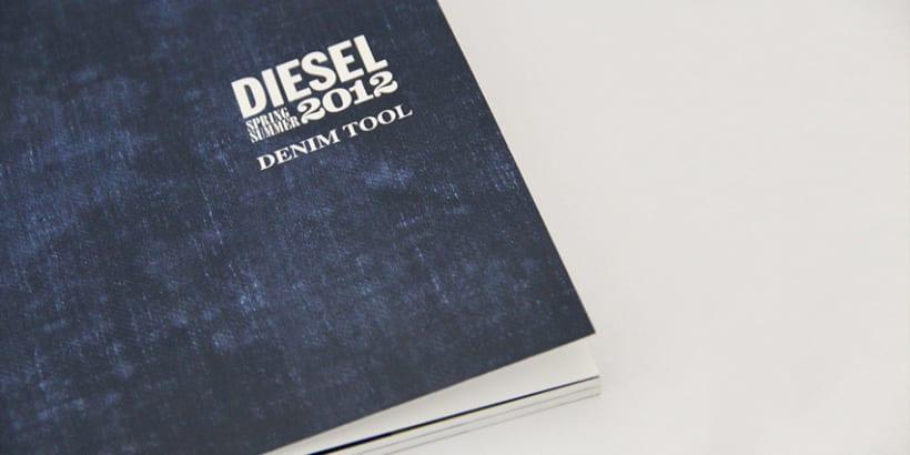 Denim Tool. Diesel 2