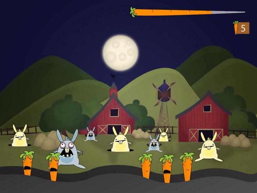 Rob Rabbit - videojuego 4