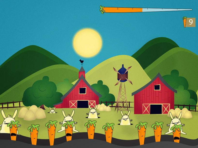 Rob Rabbit - videojuego 3