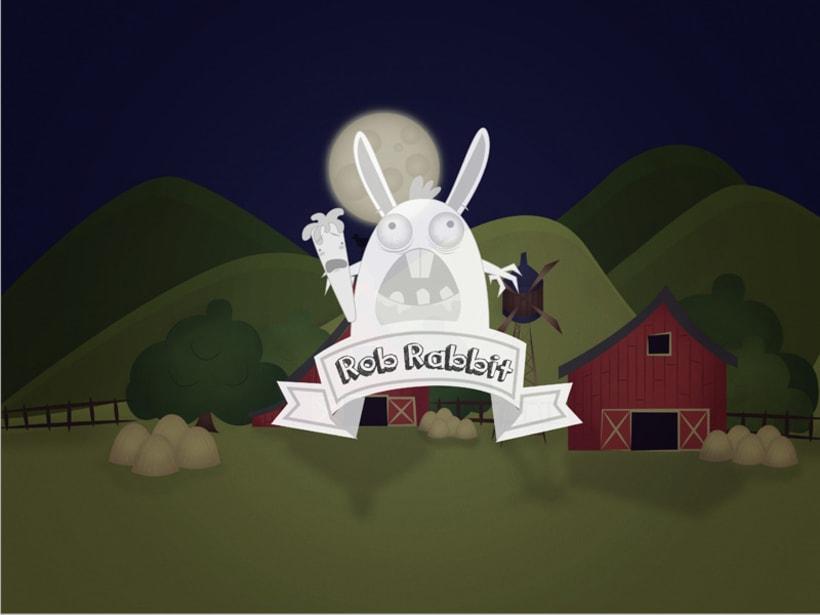 Rob Rabbit - videojuego 1