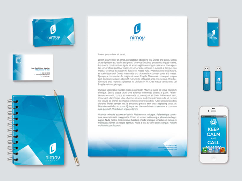 Nimoy Design - Identidad Corporativa 2