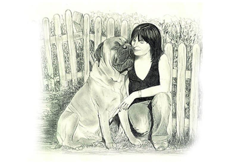 Ilustración animal 19