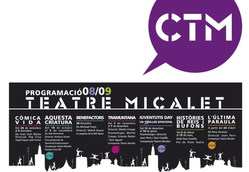 Campaña gráfica CTM 2
