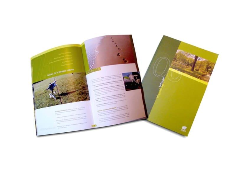 Informe de Gestión 2006 - Emulsa 1