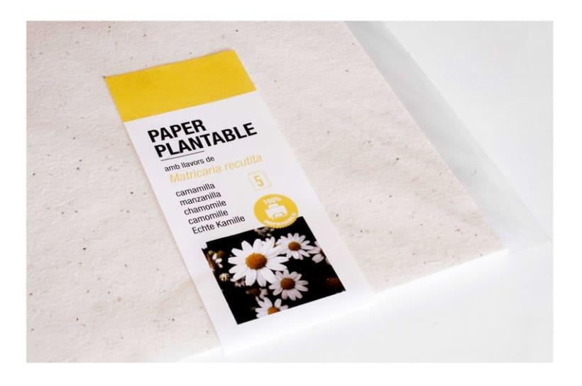 Papel Plantable 3