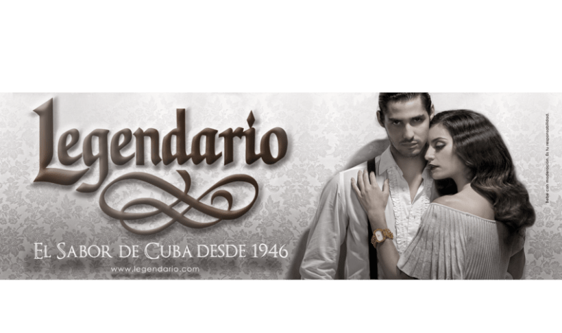 Campaña Ron Legendario 2008-2010 4