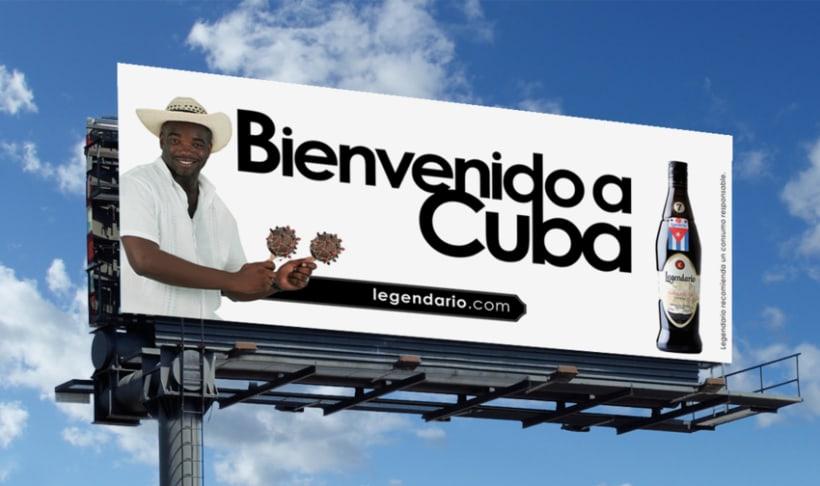 Campaña Ron Legendario 2010-2012 6