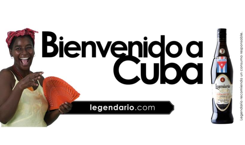 Campaña Ron Legendario 2010-2012 3