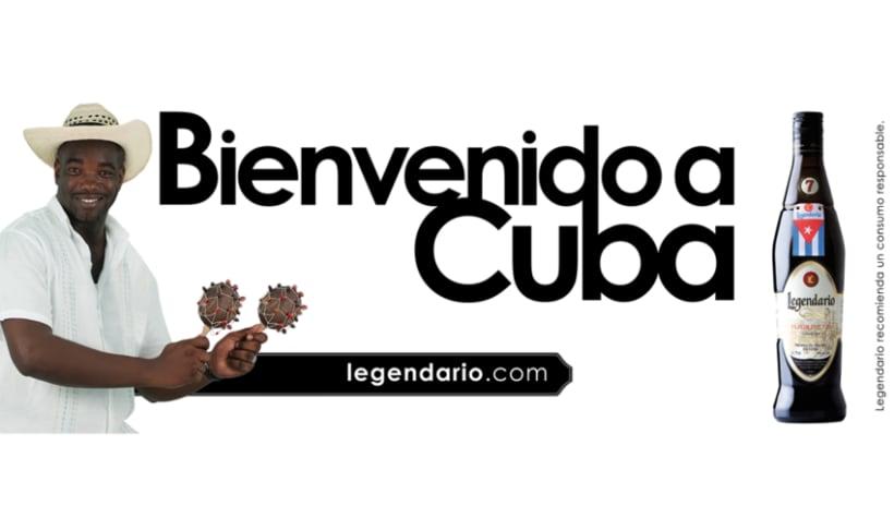 Campaña Ron Legendario 2010-2012 2