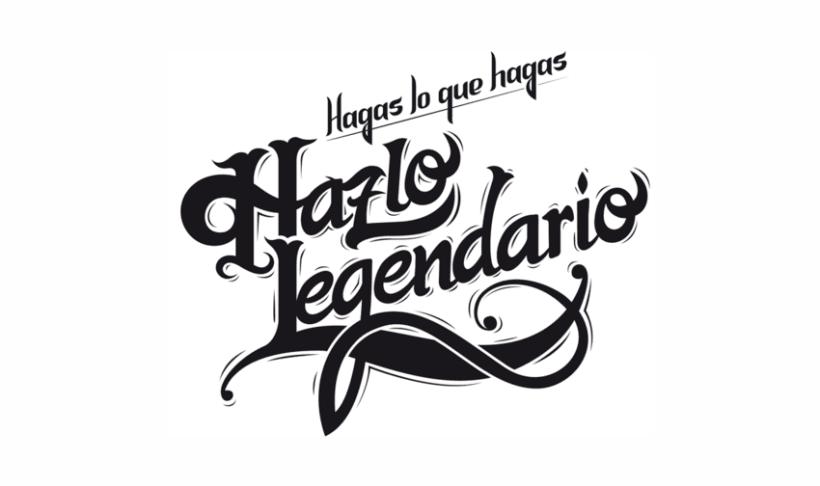 Campaña Ron Legendario 2012-2013 2