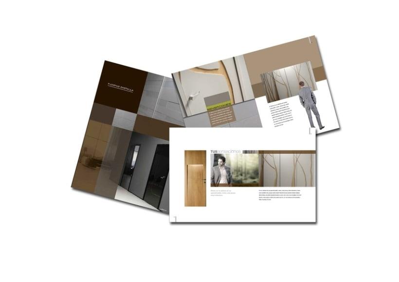 Catálogo Puertas - Proyecto 1