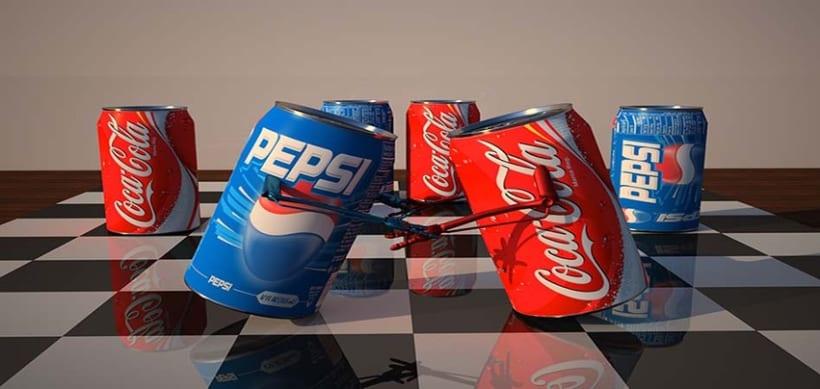 Comida  y Bebida 3D 20