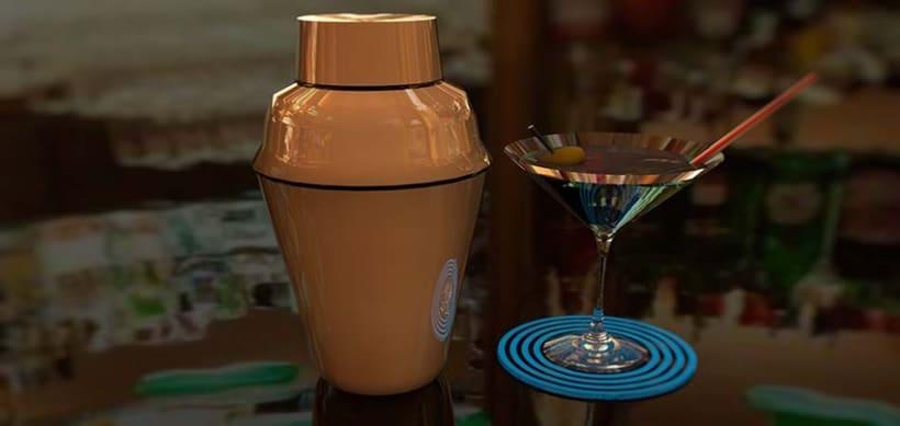 Comida  y Bebida 3D 18