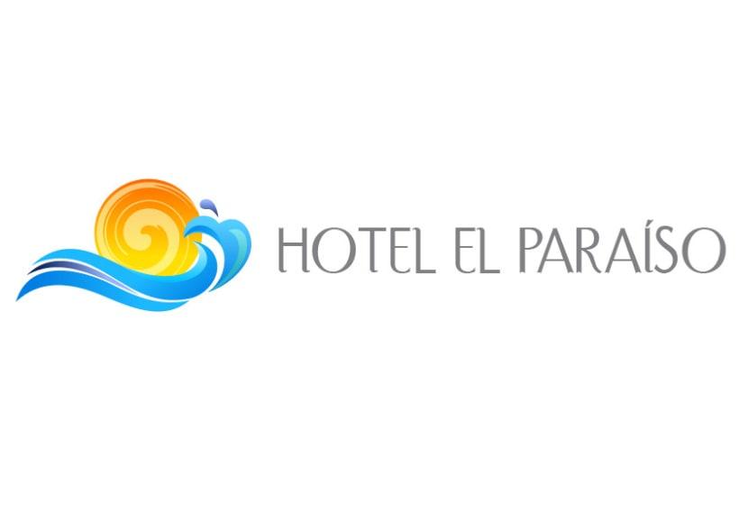 Hotel el Paraíso Logo & website 2