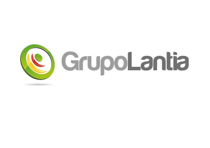 Grupo Lantia Logo 1