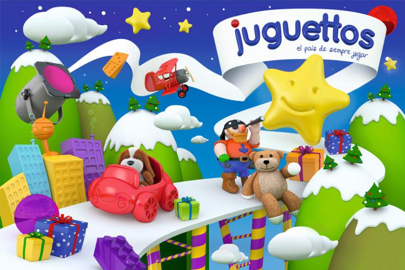 Juguettos Navidad 2012 1