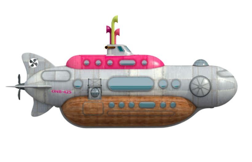 Submarino-Avión 3
