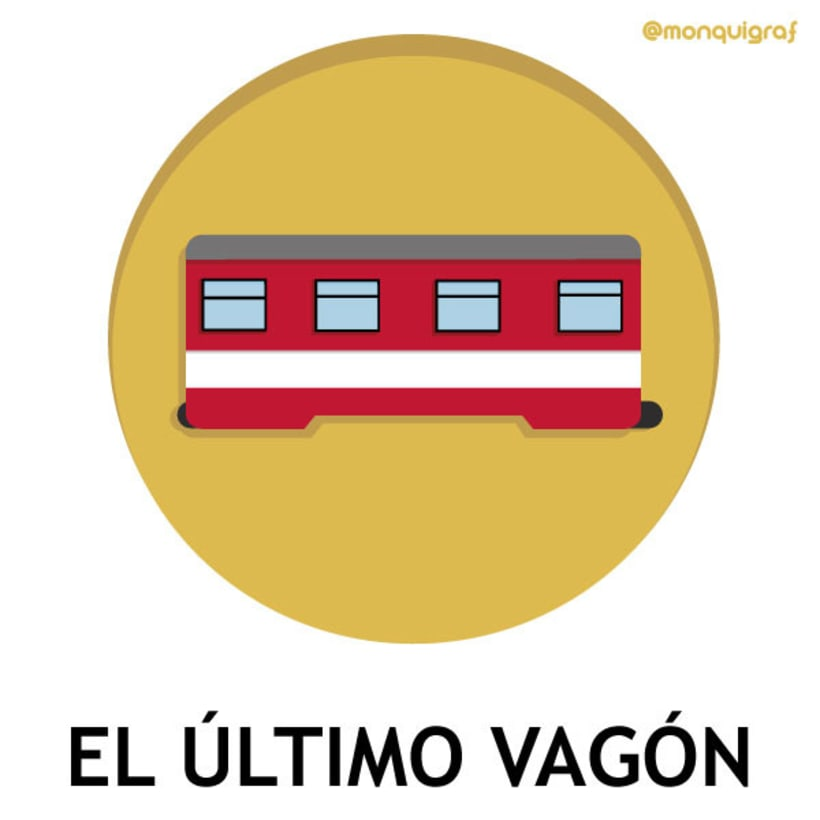 Logo El Ultimo Vagon 1