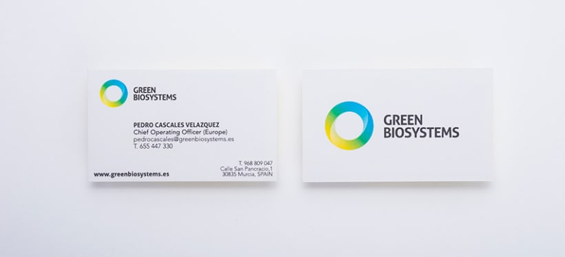Green Biosystems 6
