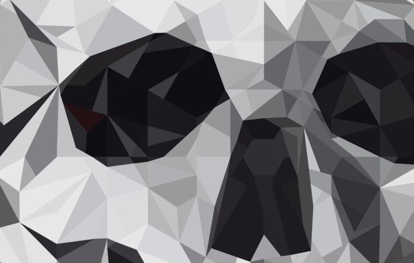 Geometric Skull. 5