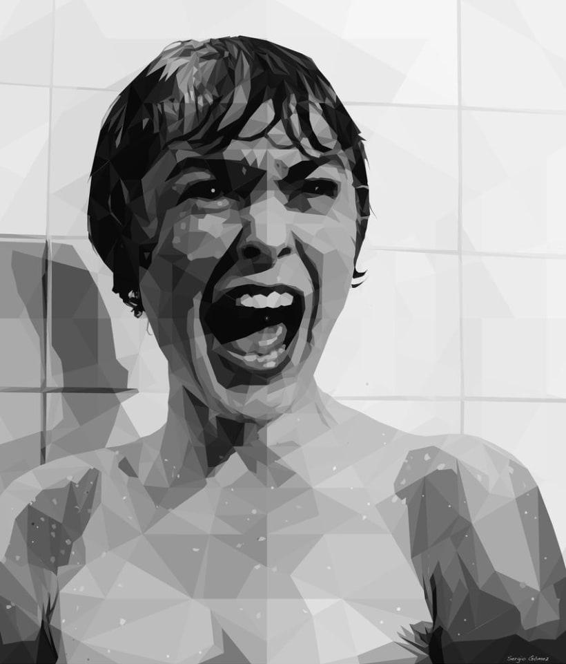 Geometric psycho. 1